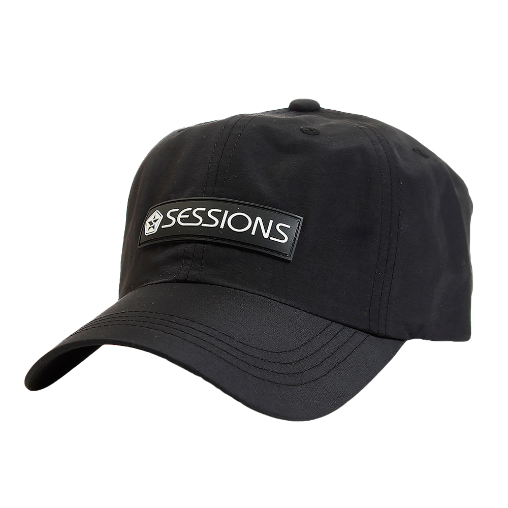 BAR LOGO PATCH CAP