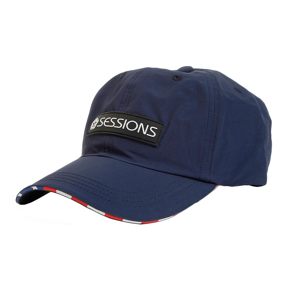 BAR LOGO PATCH CAP