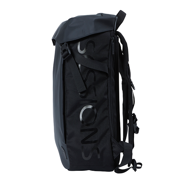 HODDED BACKPACK